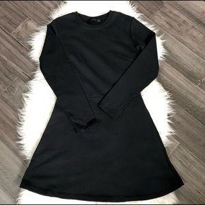 Zara Long Sleeve Knit Dress